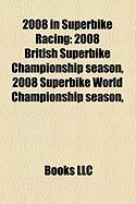2008 in Superbike Racing: 2008 Superbike World Championship Season, 2008 Donington Park Superbike World Championship Round