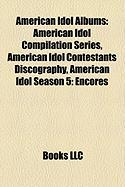 American Idol Albums: American Idol Contestants Discography, American Christmas,