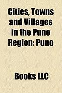 Cities, Towns and Villages in the Puno Region: Puno