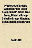 Properties of Groups: Dihedral Group