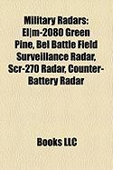 Military Radars: El-M-2080 Green Pine