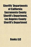 Sheriffs' Departments of California: Sacramento County Sheriff's Department