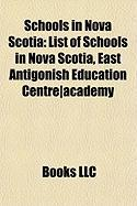 Schools in Nova Scotia: List of Schools in Nova Scotia, East Antigonish Education Centre-Academy