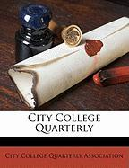 City College Quarterly
