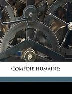 Comedie Humaine; - Balzac, Honore de; Waring, James; Scott, R. C.
