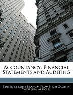 Accountancy: Financial Statements and Auditing - Branum, Miles