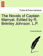 The Novels of Captain Marryat. Edited by R. Brimley Johnson. L.P. - Marryat, Frederick