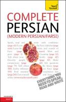 Complete Farsi (Modern Persian): Teach Yourself