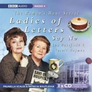 Ladies of Letters Say No