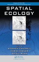 Spatial Ecology (Chapman & Hall/CRC Mathematical & Computational Biology)