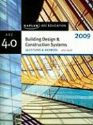 Building Design & Construction Systems ARE 4.0: Questions & Answers - Hardt, John