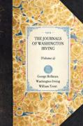 Journals of Washington Irving(volume 2)
