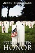 Forgotten Honor: A Story of International Suspense, Murder, and Romance