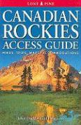 Canadian Rockies Access Guide (Lone Pine Guide)
