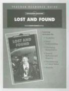 Lost and Found Teacher Resource Guide - Purney, Dawn