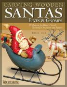 Carving Wooden Santas, Elves & Gnomes