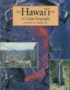 Hawaii a Unique Geography - Morgan, Joseph R.