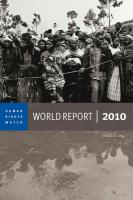 Human Rights Watch World Report