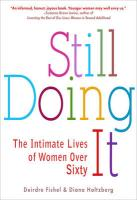 Still Doing It: The Intimate Lives of Women Over Sixty