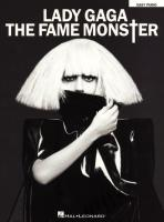 Lady Gaga: The Fame Monster: Easy Piano