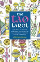 The Tao of Tarot: The Way to Health, Happiness and Illumination Through Qigong Dreaming