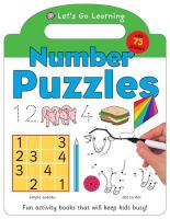 Number Puzzles - Priddy, Roger