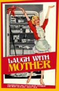 Laugh with Mother - Haskins, Mike; Whichelow, Clive