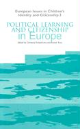 Political Learning and Citizenship in Europe