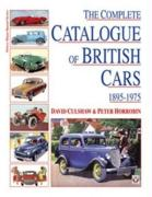 Complete Catalog of British Cars, 1895-1975