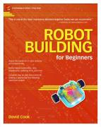 Robot Building for Beginners
