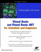 Visual Basic and Visual Basic .NET for Scientists and Engineers