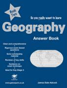 So You Really Want to Learn Geography Book 2 - Dale-Adcock, James