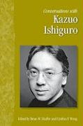 Conversations with Kazuo Ishiguro (Literary Conversations)