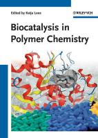 Biocatalysis in Polymer Chemistry