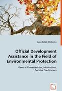 Official Development Assistance in the Field of Environmental Protection