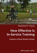 How Effective Is In-Service Training
