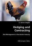 Hedging and Contracting - Hegde, Aaron