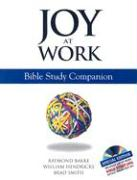 Joy at Work: Bible Study Companion with DVD
