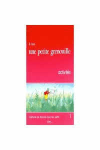 Une petite grenouille 1.exercices - Girardet, Jacky
