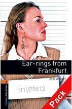 Obwl 3e Level 2: Ear-Rings From Frankfurt Audio Cd Pack - Collectif