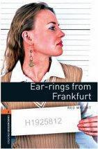 Obwl 3e Level 2: Ear-Rings From Frankfurt - Collectif