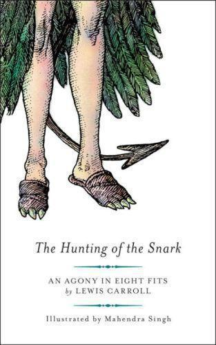 The hunting of the Snark ; an agony in eight fits - Carroll, Lewis