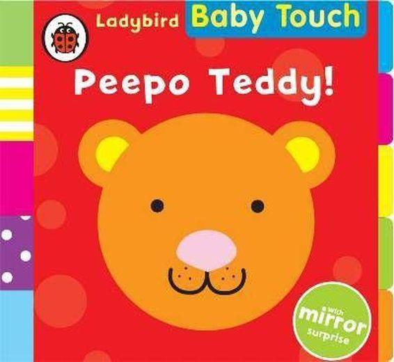Baby touch ; peepoeteddy! - Collectif