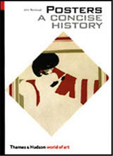 Posters A Concise History (World Of Art) /Anglais - Barnicoat