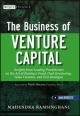 The Business of Venture Capital - Mahendra Ramsinghani