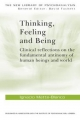 Thinking, Feeling, and Being - Ignacio Matte-Blanco