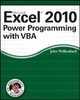 Excel 2010 Power Programming with VBA - John Walkenbach