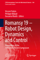 Romansy 19 - Robot Design, Dynamics and Control - Vincent Padois; Philippe Bidaud; Oussama Khatib