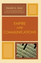 Empire and Communications - Harold Adams Innis