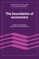 Boundaries of Economics - Gordon C. Winston; Richard F. Teichgraeber